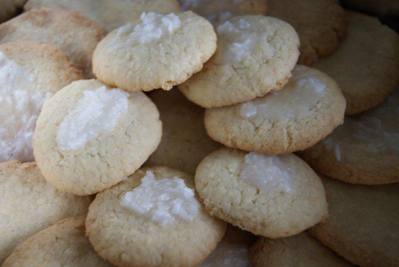 Kokos småkager