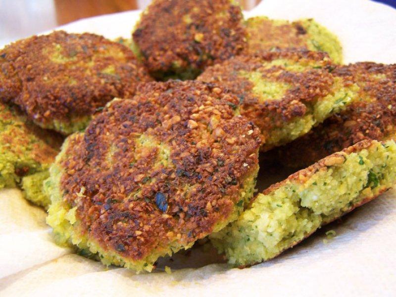 Arabisk Falafel