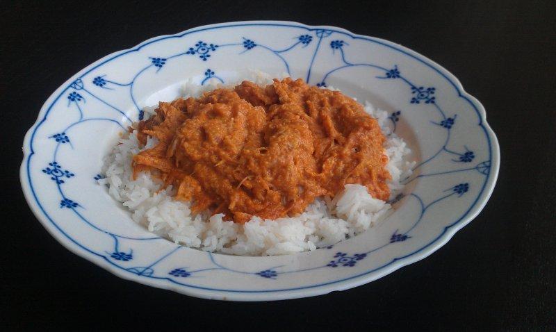 Indisk Creamy Cashew
