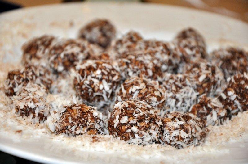 Børnenes kokoskugler