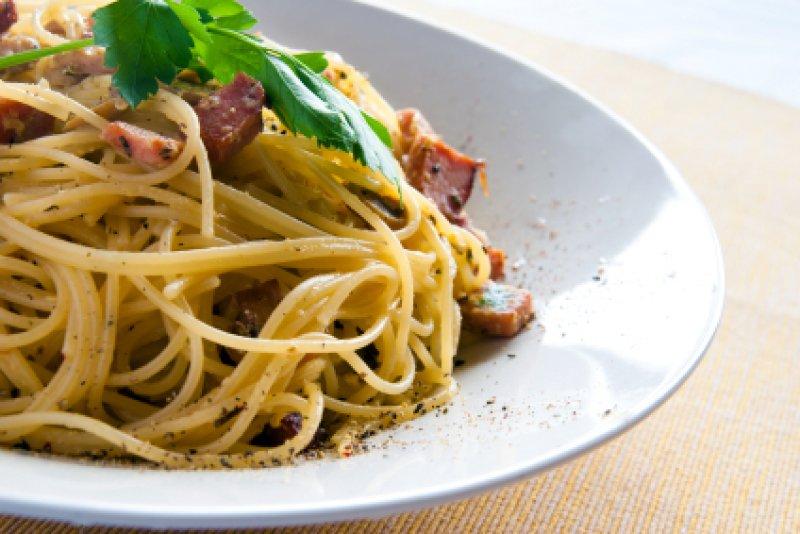 opskrift spaghetti carbonara