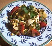 Tyrkisk kartoffelsalat