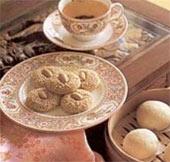 Mandel kager fra Kina