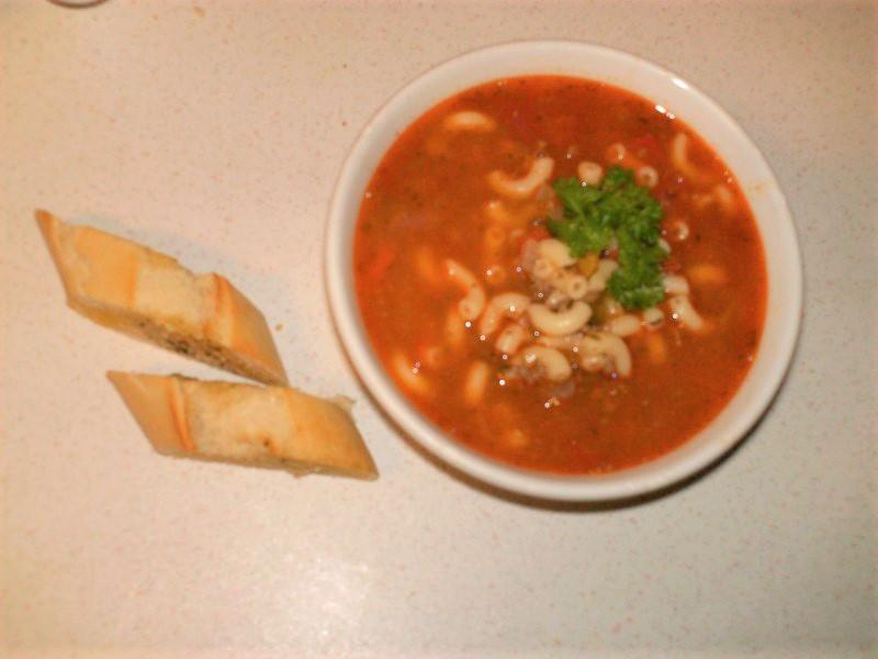 Tyrkisk suppe