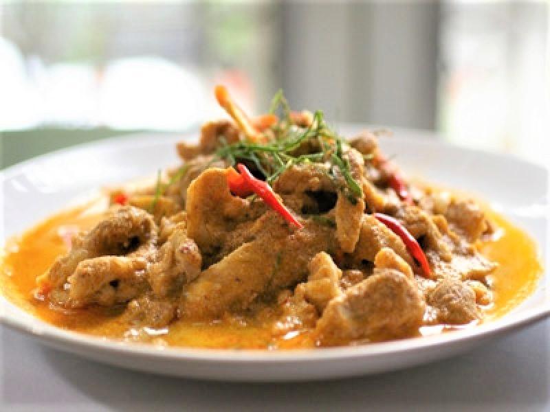 Pan�ng (Super l�kker st�rk thai curry)!!