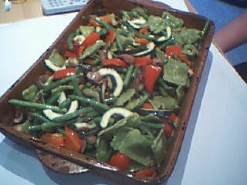 Sanne `S Pasta-Salat