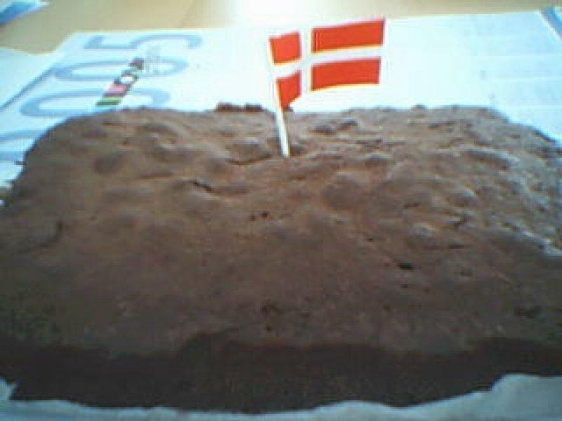 Chokoladekage Med appelsinsaft