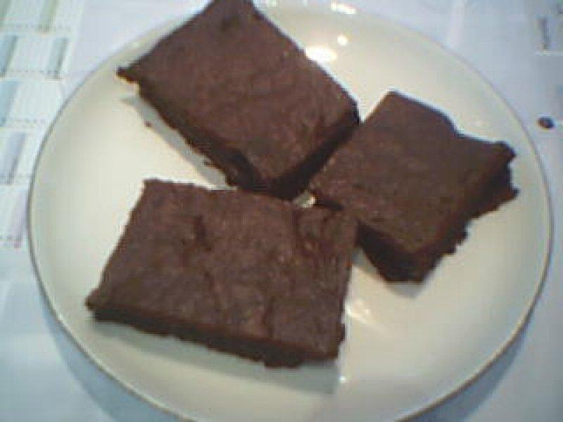 Banankage Med kakao