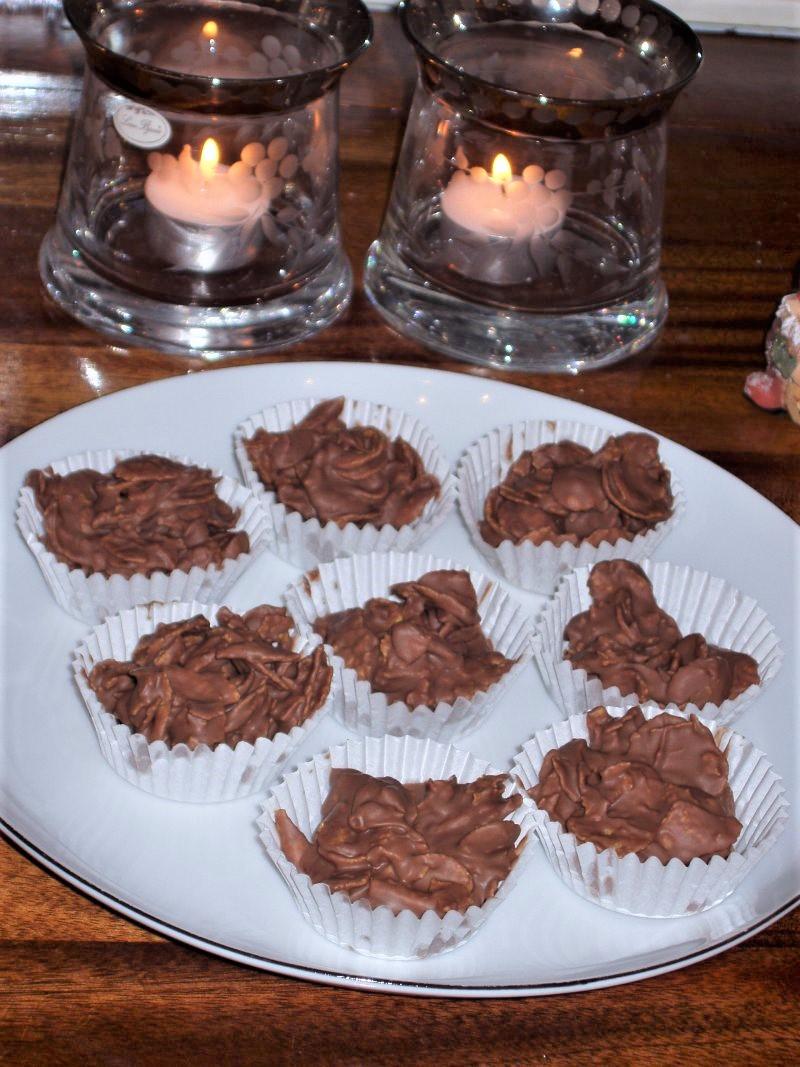 Chokoflakes