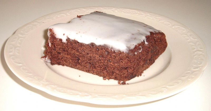 børnehavens yndlings chokoladekage